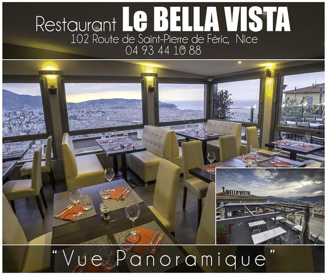 Restaurant Le BELLA VISTA