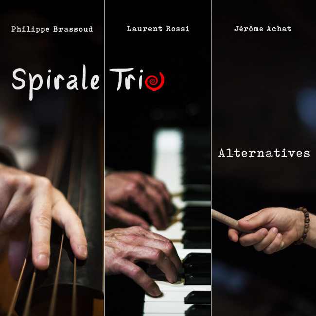 Spirale Trio, nouvel Album