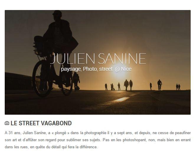 """Le """"street vagabond"""" par We Got Talent"""