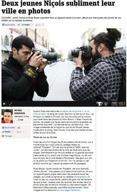 Interview par Métro News
