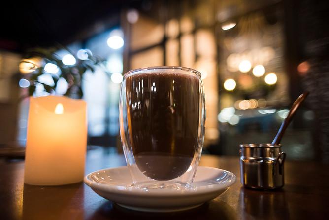 Réchauffez vous au Café de Max