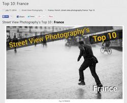TOP 10 Street Photographer