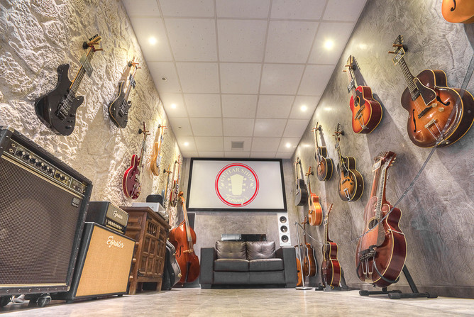 Tommy's Guitar Shop