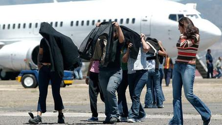 Segunda caravana de migrantes hondureños en 2021 ya deja 310 retornados