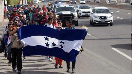 Honduras: se forma nueva caravana de migrantes con rumbo a EE.UU.