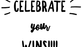 #celebrate Your Wins