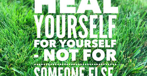 Self-Care is not selfish....But It iS a Practice!