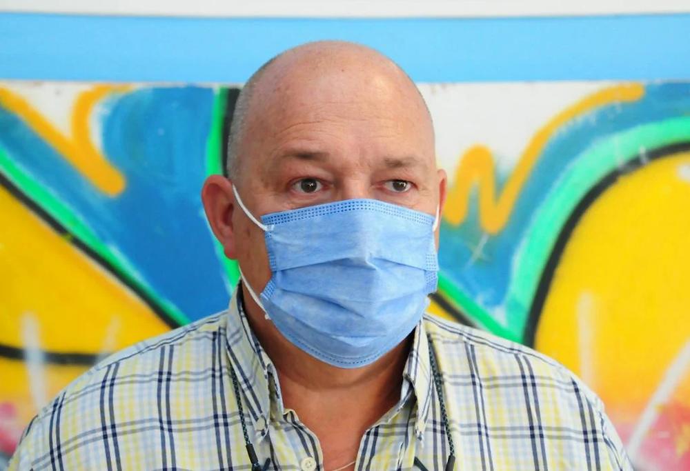 Doctor Díaz Cisneros. (Foto El Eco)
