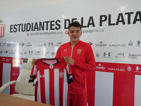 La Plata   Denuncian a jugador de Estudiantes, Diego García, por abuso sexual