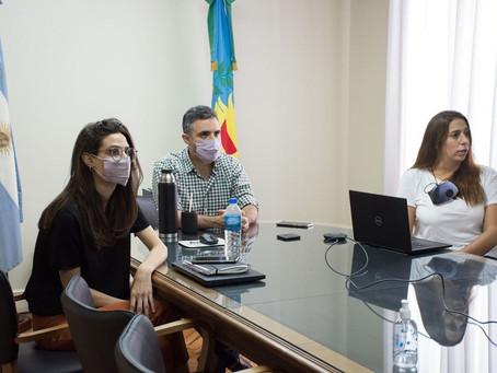 ARBA | Crean el Espacio de Mujeres, Género y Diversidades contra la Violencia Laboral