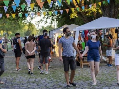 Fin de semana largo con carnavales virtuales y presenciales en municipios bonaerenses