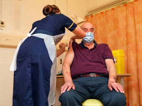 La nueva cuarentena en Inglaterra estará vigente hasta marzo para frenar el rebrote del coronavirus