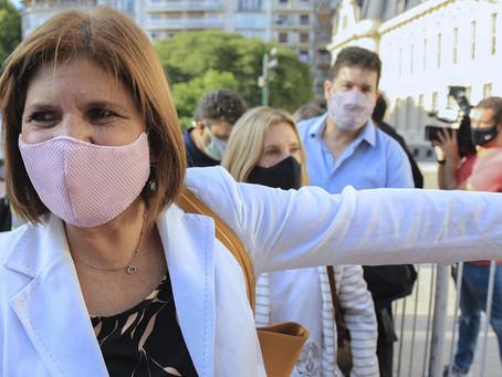 """Kreplak acusó a Bullrich de """"mentir para generar odio"""" en los argentinos contra el Gobierno"""