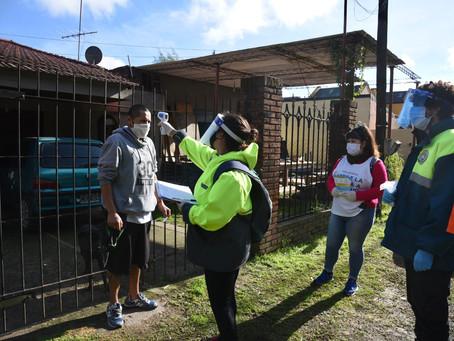 En La Plata, Berisso y Ensenada hubo 63 casos nuevos de coronavirus en 24 horas