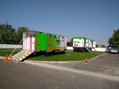 Descomprimirán los hospitales bonaerenses con Unidades Sanitarias Móviles