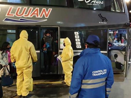 Habilitan transporte automotor interurbano en municipios bonaerenses en DISPO