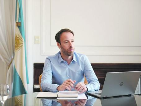 Economía | Kicillof anunció un acuerdo con los bonistas para reestructurar la deuda