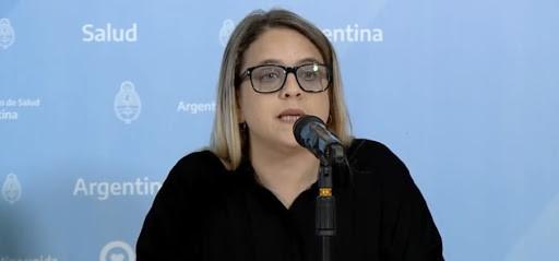 Florencia Cahn, Presidenta de la Sociedad Argentina de Vacunología y Epidemiología (SAVE).