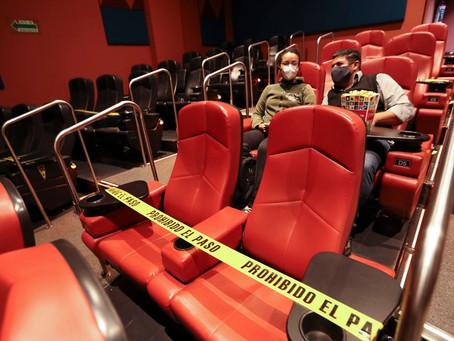 Abren las salas de cine en CABA y en la provincia de Buenos Aires