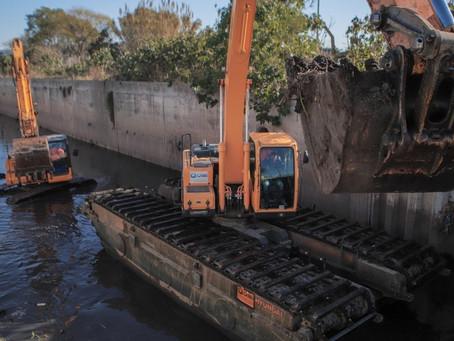 Lomas de Zamora | El Gobierno bonaerense licita obras hídricas para evitar inundaciones