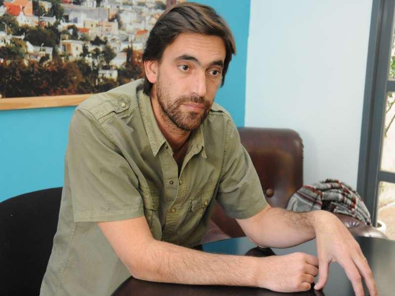Rogelio Iparraguirre, Concejal del Frente de Todos.