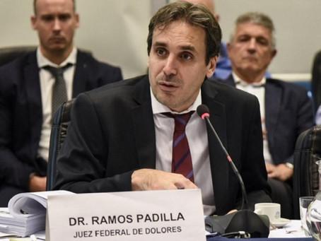 Alejo Ramos Padilla jura hoy como juez federal con competencia electoral bonaerense