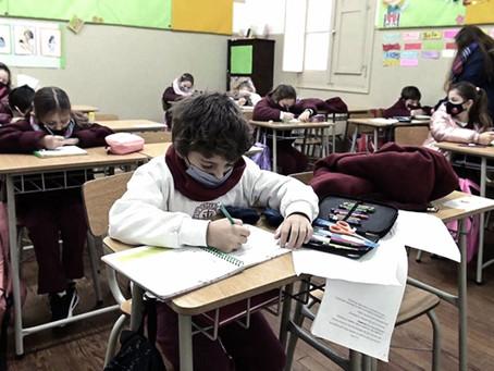 Más de 4 millones de alumnos de toda la provincia de Buenos Aires vuelven a clases presenciales