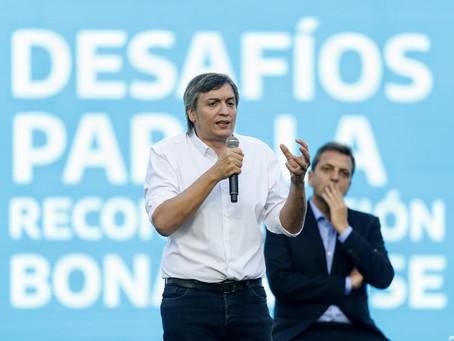 Todo encaminado para que, en marzo, Máximo Kirchner asuma la presidencia del PJ bonaerense