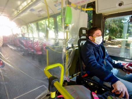 La Plata | Incrementan la frecuencia de transporte público en horarios de entrada y salida colegios