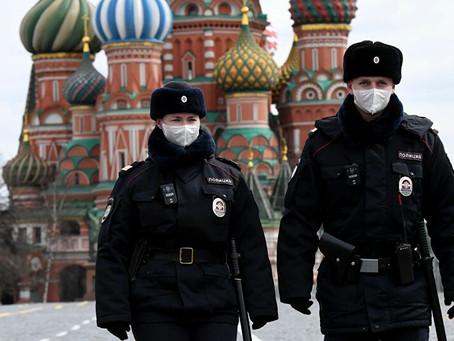 Rusia registra más de 15.000 casos diarios de coronavirus por segunda vez en la pandemia