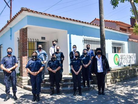 Castelli | Inauguran oficina de Servicios Sociales de la Policía Bonaerense