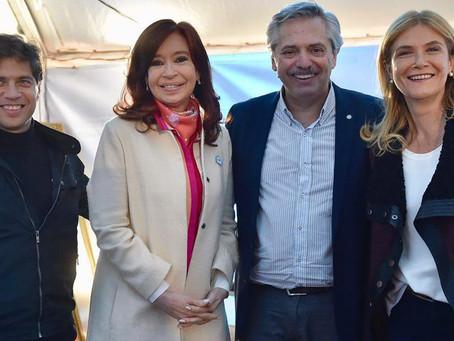 Kicillof reúne a los referentes del Frente de Todos en el Estadio Único de La Plata