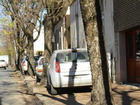 Chascomús | Prohíben estacionar vehículos en las veredas