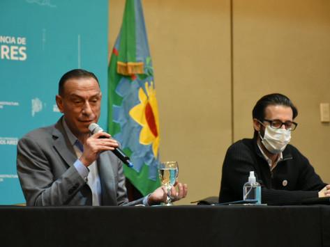 Inician obras de Vialidad por más de 6000 millones de pesos en 37 municipios bonaerenses