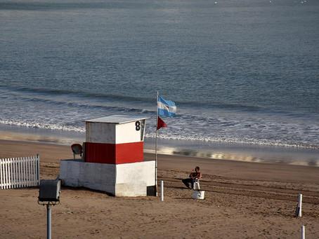 Mar del Plata   Con todos los protocolos ya comenzó el Operativo Verano 2021