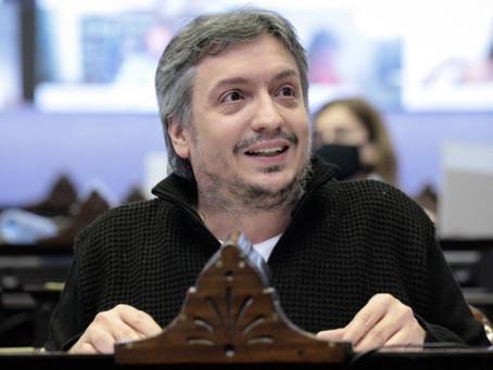 El interior bonaerense respaldó la candidatura de Máximo Kirchner para presidir el PJ