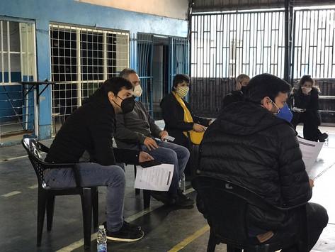 Villa Azul: Comienza una nueva etapa de aislamiento focalizado