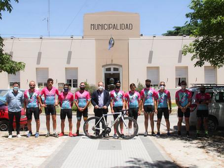 Brandsen | Ciclistas bonaerenses se preparan para competir en el Gran Fondo de los Siete Lagos