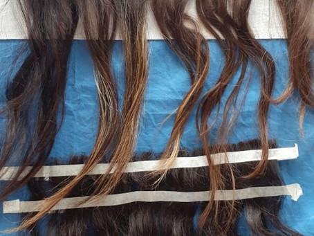 Mercedes | Mujeres privadas de su libertad confeccionan pelucas para pacientes oncológicas