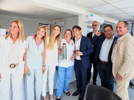 """""""La salud no pide ficha de afiliación política ni carnet electoral, afecta a todos"""""""
