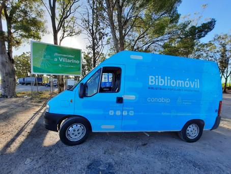 Bibliotecas rodantes recorren la provincia de Buenos Aires