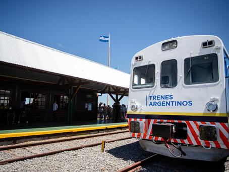 A solo días de su puesta en funcionamiento, 7.000 turistas eligieron el tren para viajar a Pinamar