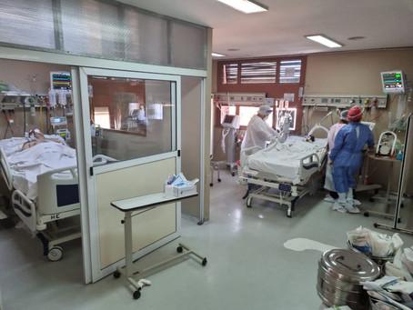 La ocupación de camas de terapia es del 70% en la provincia y 80% en el conurbano bonaerense