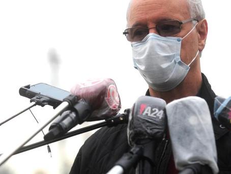 Restricciones | Gollan criticó al Intendente de Pinamar y lo acusó de hacer campaña política