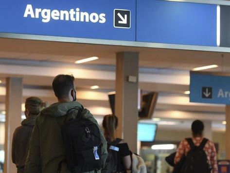 Coronavirus | Nuevas excepciones para los viajeros que llegan del exterior