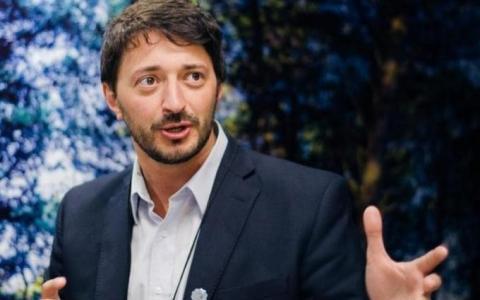 Martín Yeza, Intendente de Pinamar.