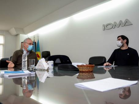 """Afiliados al IOMA piden """"urgente intervención"""" del Defensor del Pueblo en conflicto con agremiación"""