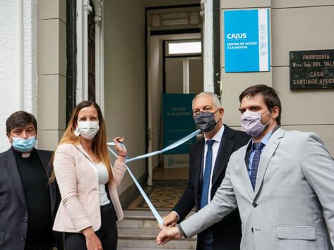 La Plata   El Gobierno bonaerense inauguró un nuevo Centro de Acceso a la Justicia