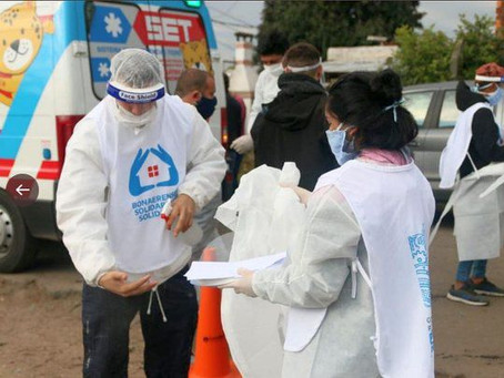 Tigre | Ascendieron a 110 los casos de coronavirus en el barrio San Jorge