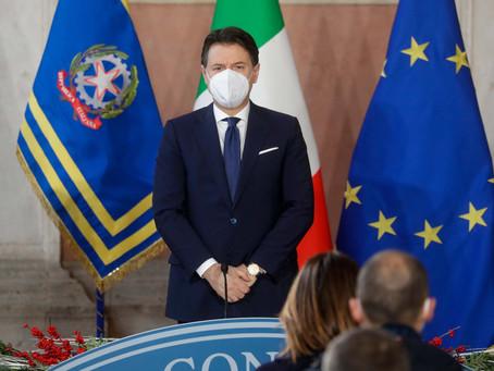 """Italia vuelve a ser """"zona roja"""" hasta el domingo para evitar las reuniones por Año Nuevo"""